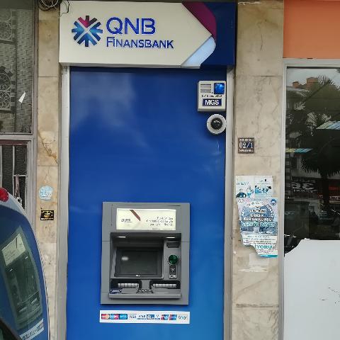 QNB Finansbank ATM fotoğrafı