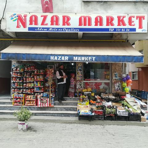 Nazar Market fotoğrafı