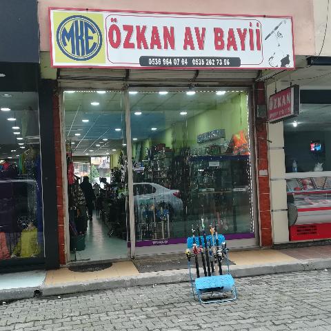 Özkan Av Bayii fotoğrafı