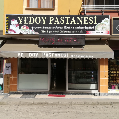 Ye Doy Pastanesi fotoğrafı