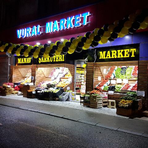 Vural Market fotoğrafı