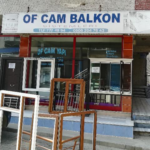 Of Cam Balkon fotoğrafı