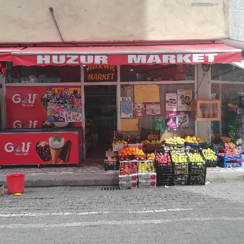 Huzur Market fotoğrafı